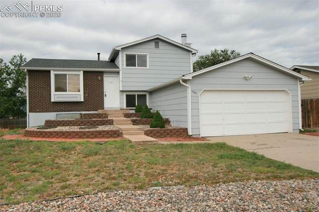1080 Wezel Drive, Colorado Springs, CO 80916 (#5670640) :: 8z Real Estate