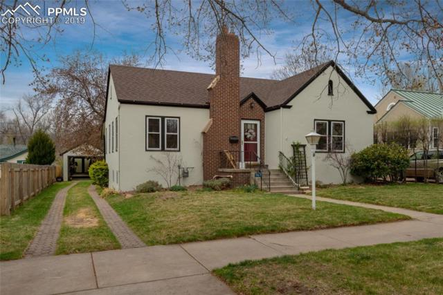 626 N Sheridan Avenue, Colorado Springs, CO 80909 (#5671066) :: Venterra Real Estate LLC