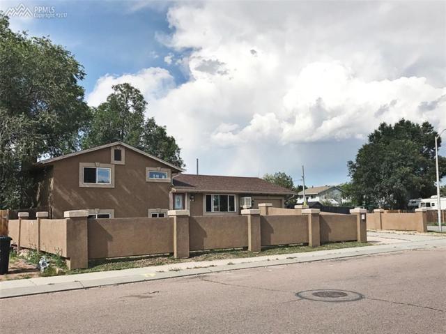 4590 Monica Drive, Colorado Springs, CO 80916 (#5671985) :: The Treasure Davis Team