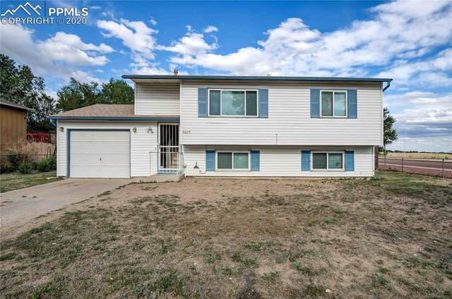 3405 Colony Hills Road, Colorado Springs, CO 80916 (#5672860) :: The Kibler Group