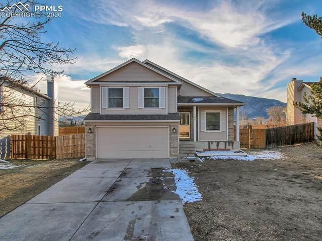 1241 Grass Valley Drive, Colorado Springs, CO 80906 (#5674409) :: Action Team Realty
