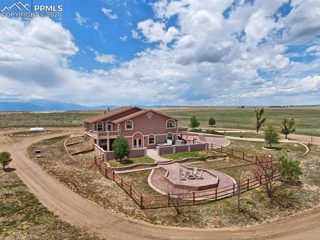 1522 N Curtis Road, Peyton, CO 80831 (#5678853) :: CC Signature Group
