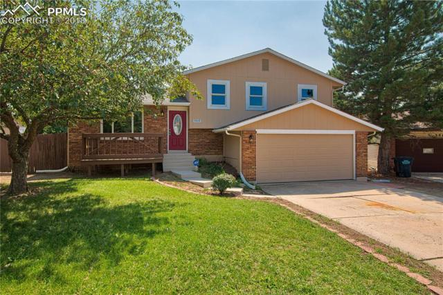 3919 S Ruskin Place, Colorado Springs, CO 80910 (#5681992) :: Action Team Realty