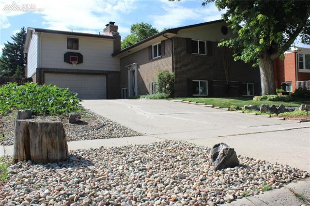 912 Crown Ridge Drive, Colorado Springs, CO 80904 (#5683665) :: The Treasure Davis Team