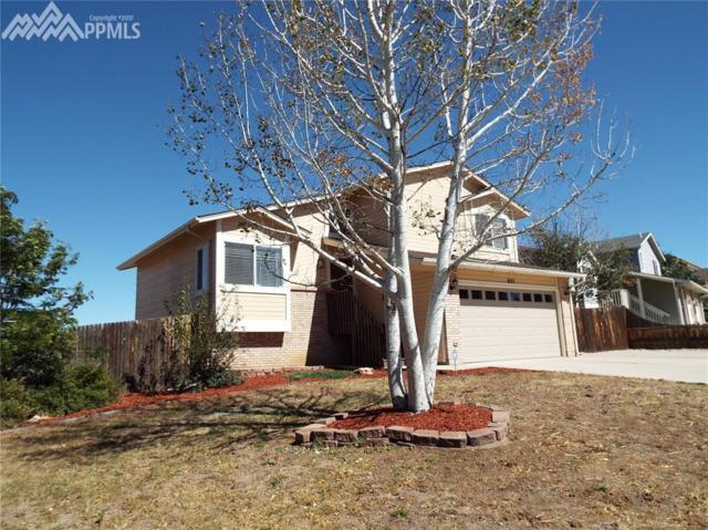 635 Pennington Drive, Colorado Springs, CO 80911 (#5684568) :: 8z Real Estate
