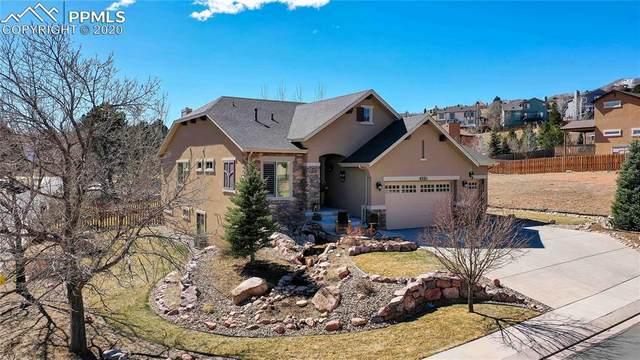 2215 Yankton Place, Colorado Springs, CO 80919 (#5685587) :: The Treasure Davis Team