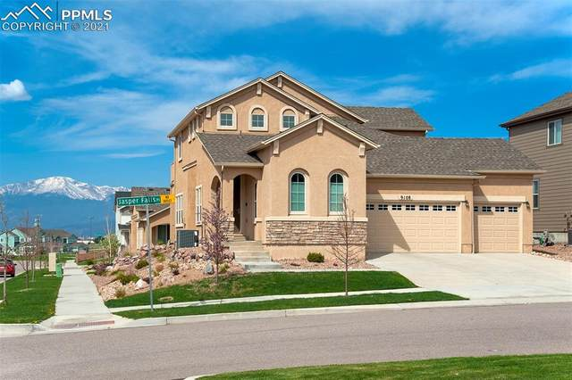 9108 Jasper Falls Place, Colorado Springs, CO 80924 (#5688282) :: Tommy Daly Home Team