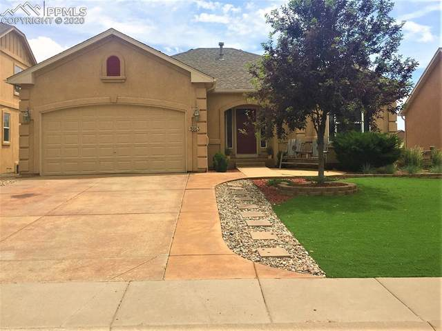 9863 Everglades Drive, Peyton, CO 80831 (#5690545) :: Finch & Gable Real Estate Co.
