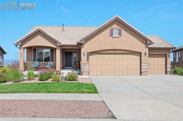 13362 Penfold Drive, Colorado Springs, CO 80921 (#5690556) :: The Dixon Group