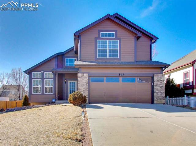 863 Descendant Drive, Fountain, CO 80817 (#5690909) :: The Peak Properties Group