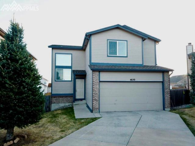 4650 Badlands Court, Colorado Springs, CO 80922 (#5691282) :: Jason Daniels & Associates at RE/MAX Millennium