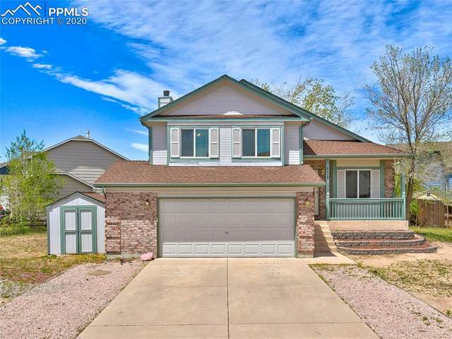 8018 Ferguson Road, Peyton, CO 80831 (#5691941) :: Tommy Daly Home Team