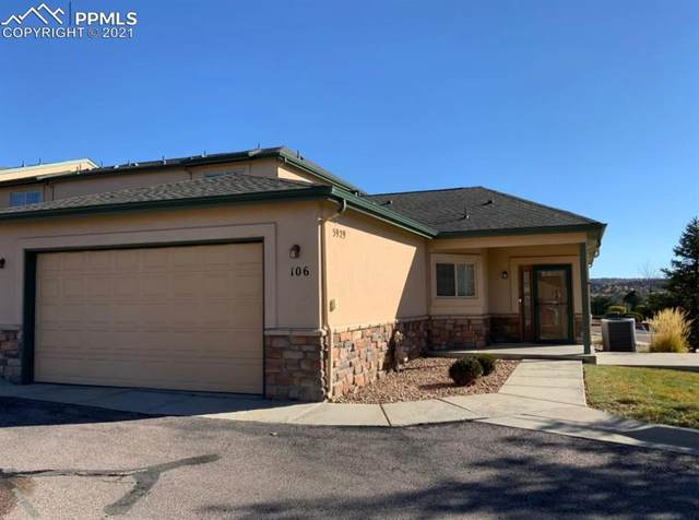 5929 Eagle Glen View #106, Colorado Springs, CO 80919 (#5694192) :: Tommy Daly Home Team