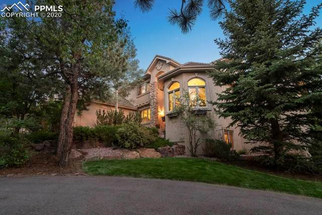 1015 Dolan Drive, Monument, CO 80132 (#5696325) :: Tommy Daly Home Team