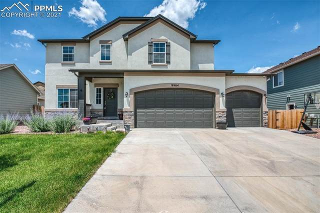 9964 Thunderbolt Trail, Colorado Springs, CO 80925 (#5698299) :: Action Team Realty