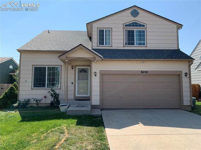 8450 Dassel Drive, Fountain, CO 80817 (#5699329) :: The Artisan Group at Keller Williams Premier Realty
