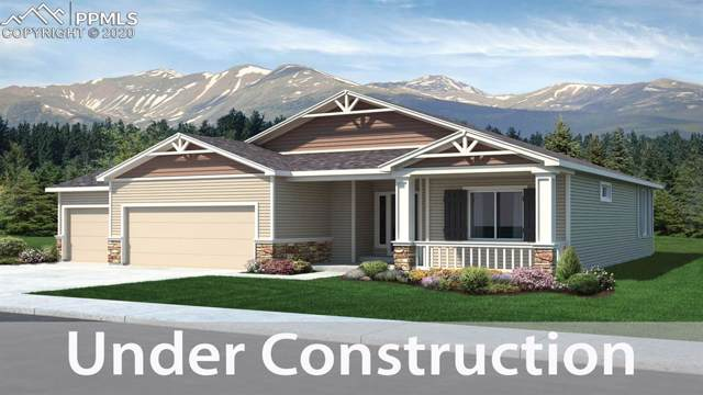 3009 Bright Moon Drive, Colorado Springs, CO 80908 (#5701456) :: The Kibler Group