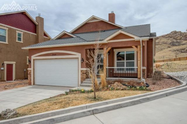 2560 Mirror Lake Court, Colorado Springs, CO 80919 (#5701640) :: RE/MAX Advantage