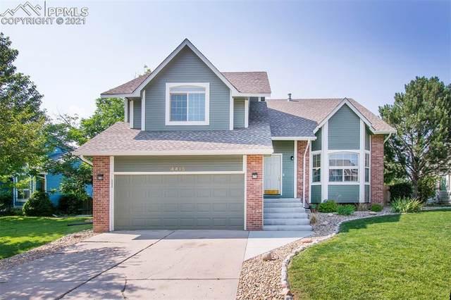 4415 Stonehaven Drive, Colorado Springs, CO 80906 (#5702400) :: Dream Big Home Team | Keller Williams