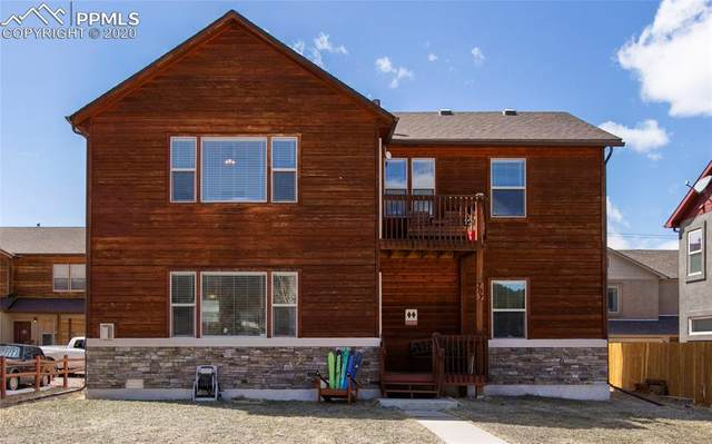 707 Valley View Drive, Woodland Park, CO 80863 (#5705210) :: The Daniels Team