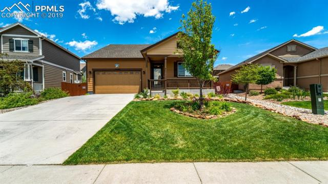 12504 Mount Bross Place, Peyton, CO 80831 (#5707466) :: The Kibler Group