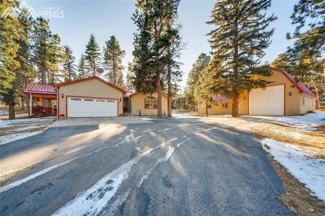 401 W Valley Drive, Woodland Park, CO 80863 (#5707626) :: 8z Real Estate