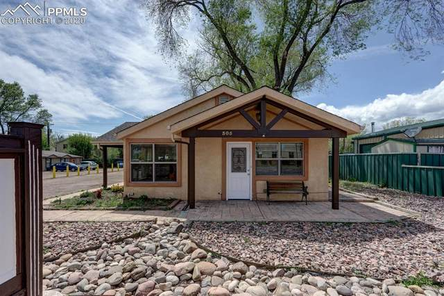 305 N Santa Fe Avenue, Fountain, CO 80817 (#5712604) :: The Daniels Team