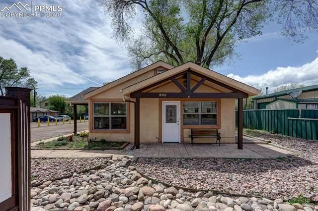 305 N Santa Fe Avenue, Fountain, CO 80817 (#5712604) :: Tommy Daly Home Team