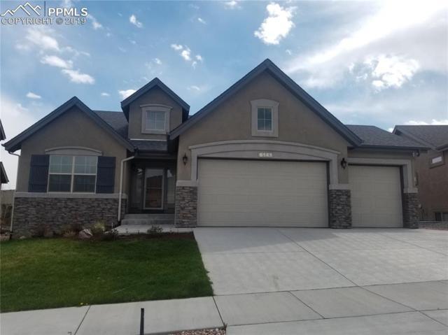 6141 Rowdy Drive, Colorado Springs, CO 80924 (#5713308) :: The Hunstiger Team