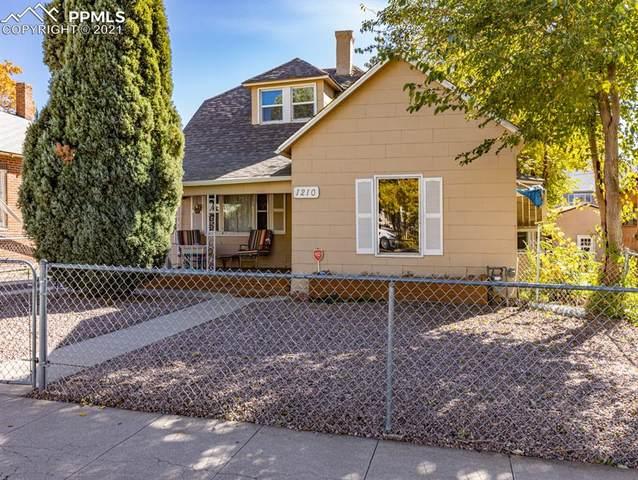 1210 E 8th Street, Pueblo, CO 81001 (#5714048) :: The Treasure Davis Team | eXp Realty