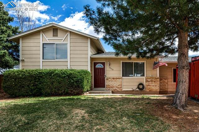 7115 Woody Creek Drive, Colorado Springs, CO 80911 (#5717490) :: The Gold Medal Team with RE/MAX Properties, Inc