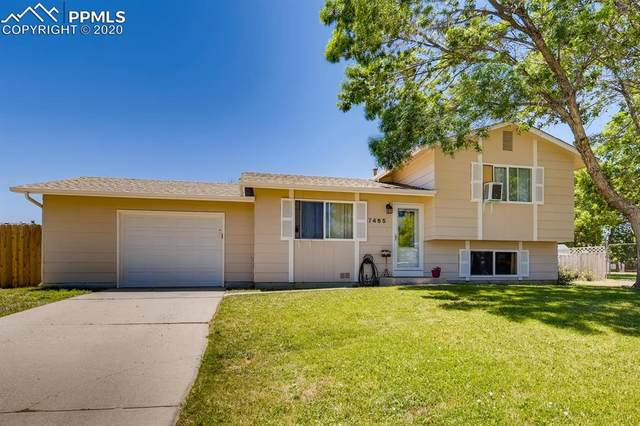 7465 Dove Creek Circle, Colorado Springs, CO 80911 (#5717889) :: Tommy Daly Home Team