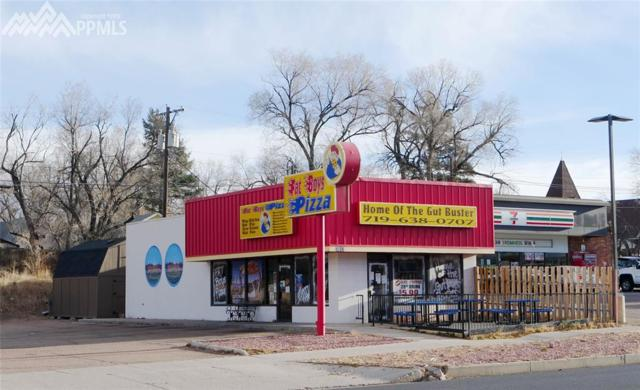 3012 W Colorado Avenue, Colorado Springs, CO 80904 (#5718314) :: The Treasure Davis Team