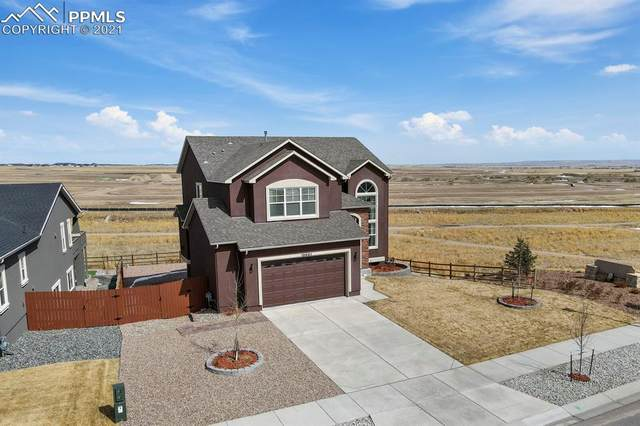 10601 Rainbow Bridge Drive, Peyton, CO 80831 (#5719529) :: The Scott Futa Home Team