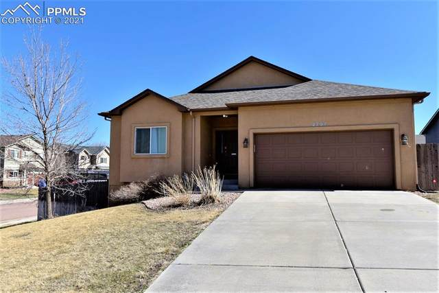 2797 Park Crest Court, Colorado Springs, CO 80906 (#5721014) :: The Dixon Group