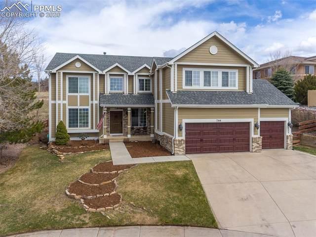 764 Fox Run Circle, Colorado Springs, CO 80921 (#5722436) :: Venterra Real Estate LLC