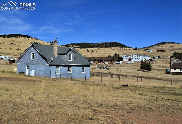 609 N B Street, Cripple Creek, CO 80813 (#5722850) :: The Kibler Group