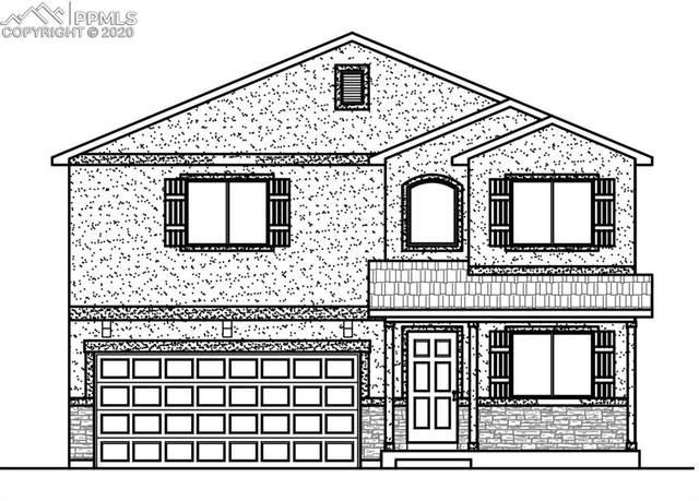 7811 Berwyn Loop, Peyton, CO 80831 (#5723671) :: Venterra Real Estate LLC