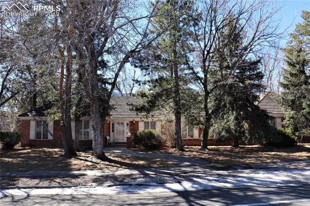 75 E Cheyenne Mountain Boulevard, Colorado Springs, CO 80906 (#5723689) :: The Daniels Team