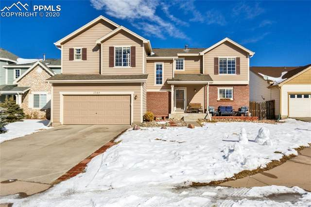 17165 Mountain Lake Drive, Monument, CO 80132 (#5728152) :: The Harling Team @ Homesmart Realty Group