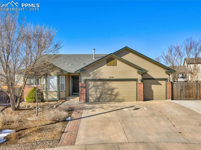 12436 Riggin Court, Peyton, CO 80831 (#5729097) :: The Treasure Davis Team