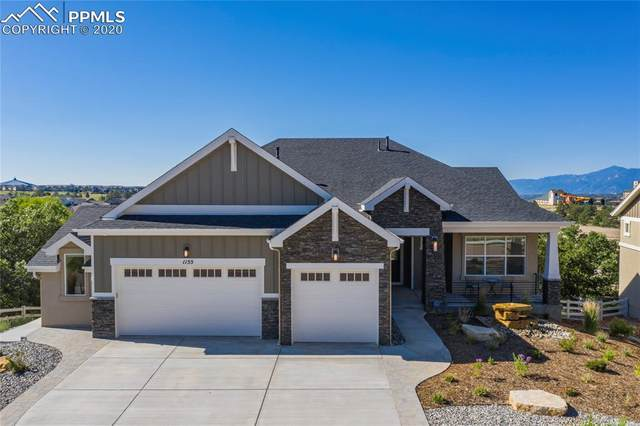 1155 Giacomo Court, Colorado Springs, CO 80921 (#5731287) :: The Treasure Davis Team