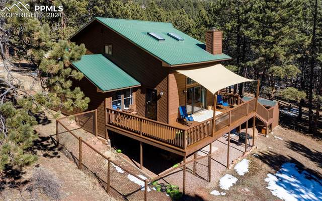 850 Sun Valley Drive, Woodland Park, CO 80863 (#5732204) :: 8z Real Estate