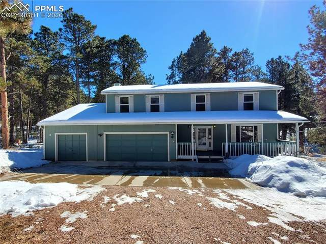 3845 Highview Drive, Colorado Springs, CO 80908 (#5733100) :: Action Team Realty