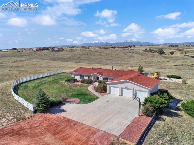 3220 Curtis Road, Peyton, CO 80831 (#5734110) :: The Peak Properties Group