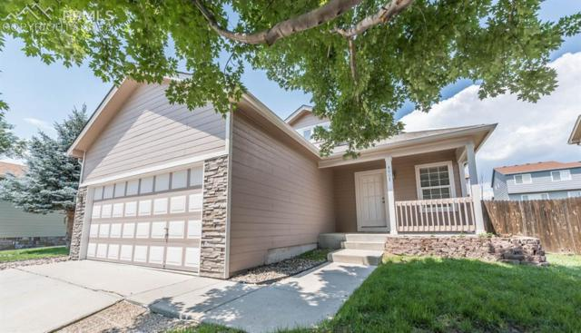 4801 Bridle Pass Drive, Colorado Springs, CO 80923 (#5735002) :: Action Team Realty