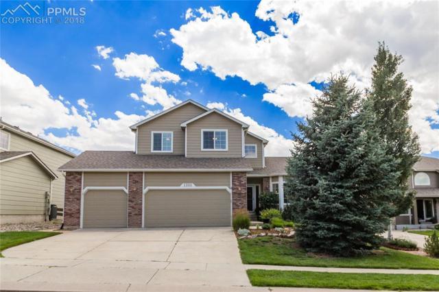 1333 Lookout Springs Drive, Colorado Springs, CO 80921 (#5737473) :: Fisk Team, RE/MAX Properties, Inc.