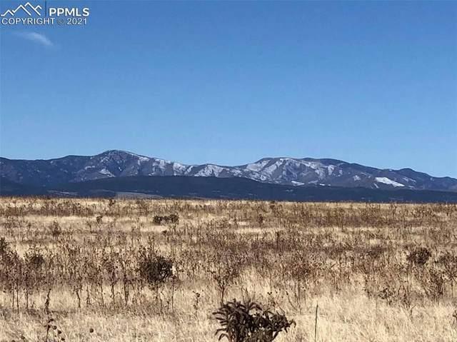 LOT 9 Little Burnt Mill Road, Pueblo, CO 81004 (#5737536) :: Fisk Team, RE/MAX Properties, Inc.
