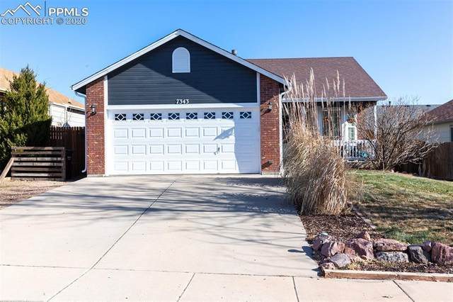 7343 Coral Ridge Drive, Colorado Springs, CO 80925 (#5738179) :: Action Team Realty