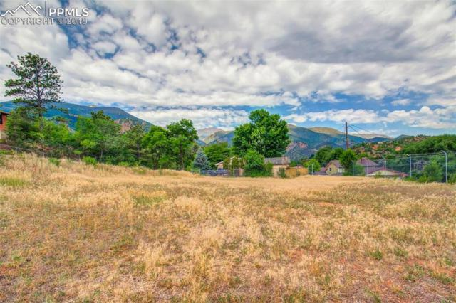 444 E Fountain Place, Manitou Springs, CO 80829 (#5739794) :: CC Signature Group